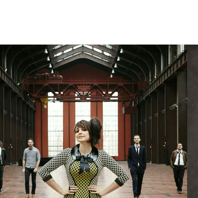 Caravan Palace LIVE in Les GETS-MORZINE